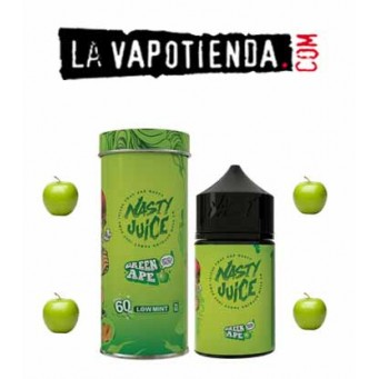 Green Ape de Nasty Juice