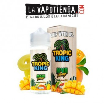 Maui Mango Tropic King 100 ML by Drip More