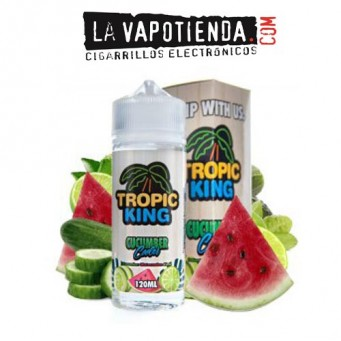 Cucumber Cooler Tropic King 100 ML by Drip More