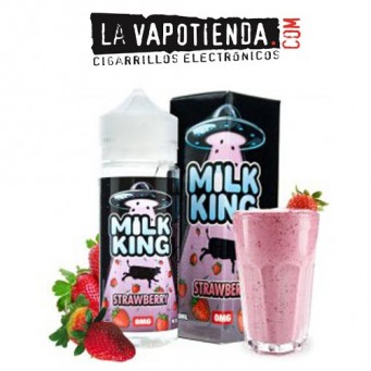 Strawberry Milk King 100 ML by Drip More