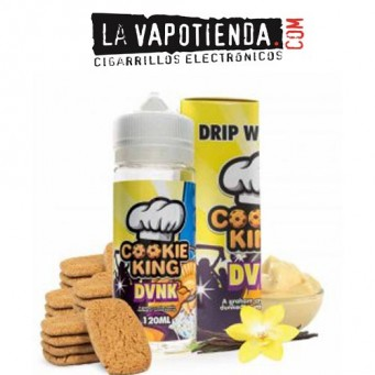 DVNK Cookie King 100 ML by Drip More