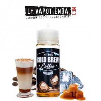 Macchiato 100 ml de Nitro's Cold Brew