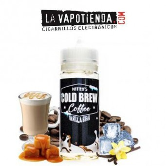 Vanilla Bean 100 ml de Nitro's Cold Brew