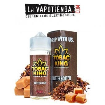 Butterscotch Tobac King 100 ML by Drip More