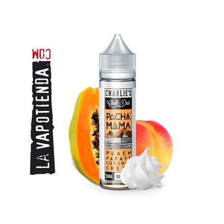 Pachamama Peach, Papaya, Coconut Cream