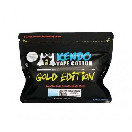 Algodón Kendo de Vape Gold Edition