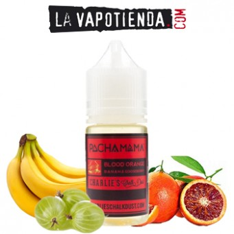 Aroma Pachamama Blood Orange, Banana, Gooseberry