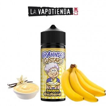Banana 100ML Grannies Custard