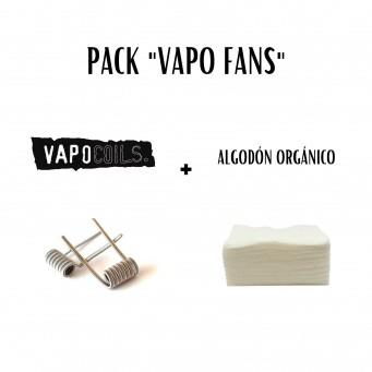 """Pack """"Vapo Fans"""""""