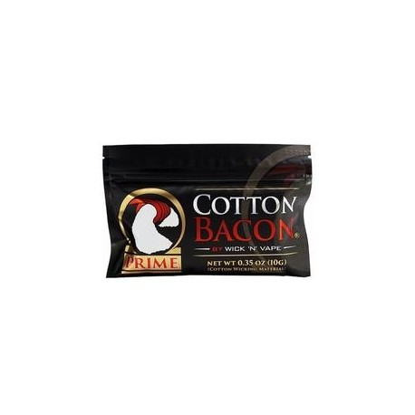 Algodón Cotton Bacon Prime de Wick and Vape