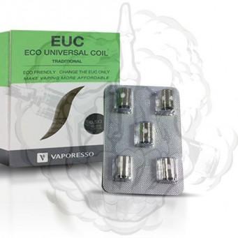 Resistencia EUC Clapton Traditional 0.3Ω Vaporesso X5