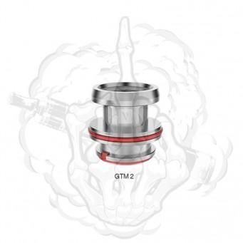 Resistencia GTM2 Dual Coil 0.4 Cascade Vaporesso X3